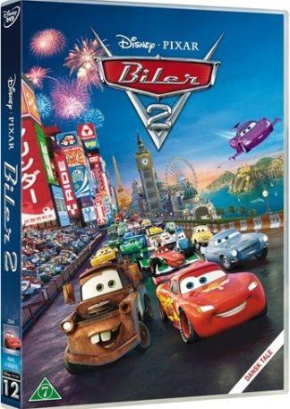 Biler 2 Dvd film