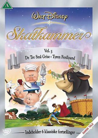Disney Skatkammer vol 5