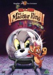 Tom Og Jerry - Den Magiske Ring - Dvd