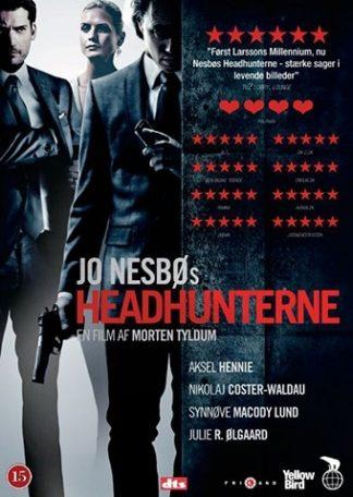 Headhunterne Dvd