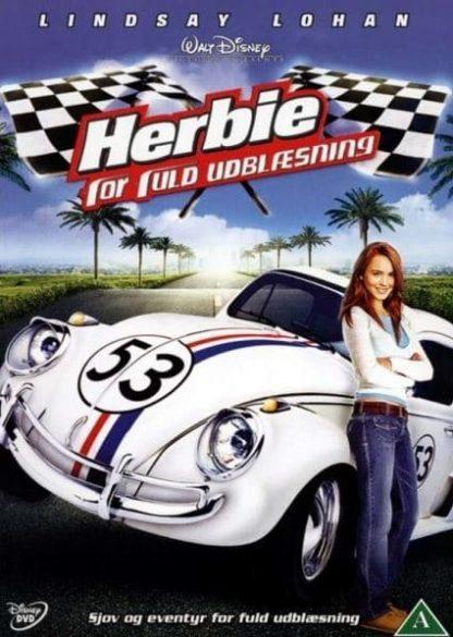 Herbie - For Fuld Udblæsning - Dvd