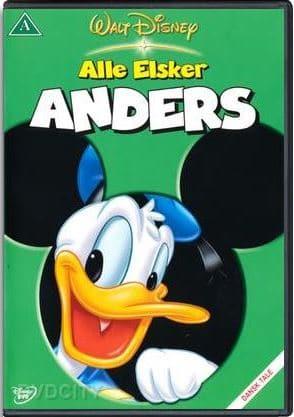 Alle elsker Anders Disney