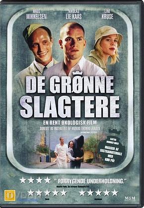 De Grønne Slagtere DVD