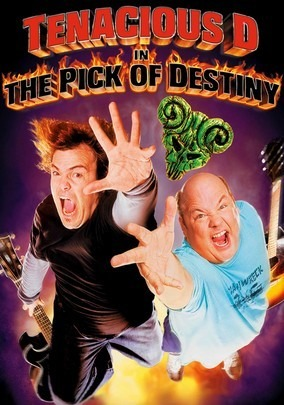 Tenacious D - In the Pick of Destiny Dvd