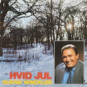 Gustav Winckler – Hvid Jul LP