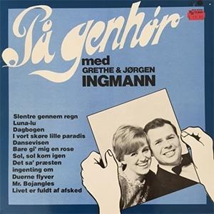 På Genhør med Grethe & Jørgen Ingmann LP