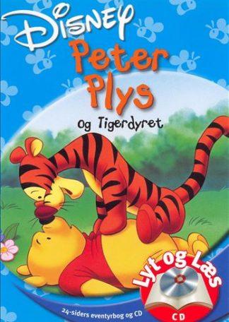 Peter Plys og Tigerdyret - Lyt og Læs (bog+cd) Disney