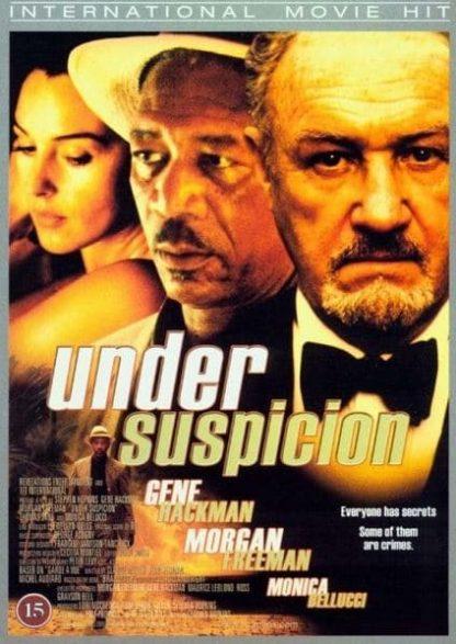 Mistænkt for Mord (Under Suspicion) Dvd