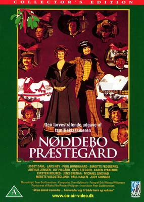 Nøddebo Præstegård DVD