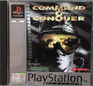 Command & Conquer platinum PS1 Spil