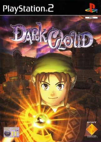 Dark Cloud PS2