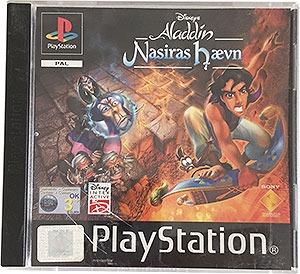 Disneys Aladdin Nasiras Hævn PS1