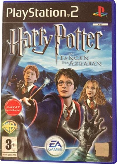 Folkekære Harry Potter og fangen fra Azkaban (uk) PS2 | Køb her - Flickzone.dk VX-64