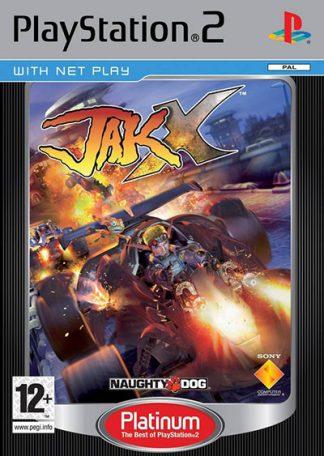 Jak X platinum PS2