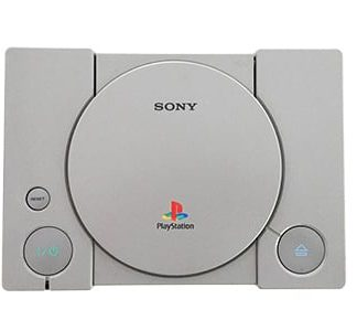 PlayStation konsol scph-5502