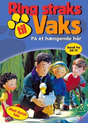 Ring til Vaks - På et hængende hår DVD