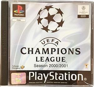UEFA Champions League Sæson 2000/2001 PS1