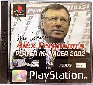 Alex Ferguson's Player Manager 2002 PS1