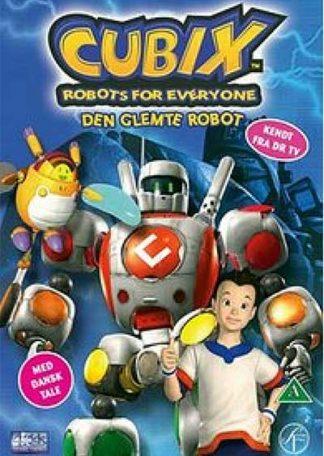 Cubix - Den Glemte Robot episode 1-3 (dansk tale)