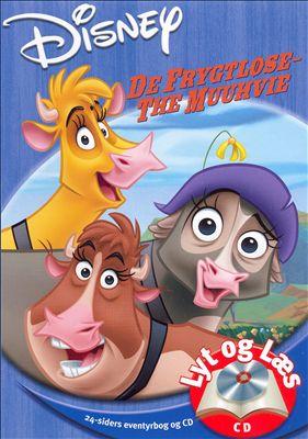 De Frygtløse the Muuhvie - Lyt og Læs (bog+cd) Disney