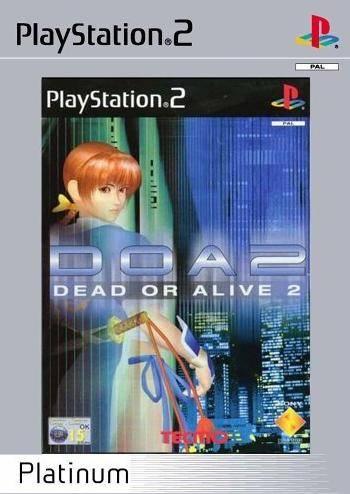 Dead or Alive 2 PS2 Spil