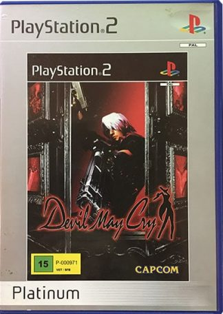Devil May Cry PS2 Spil