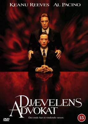 Djævelens Advokat Dvd
