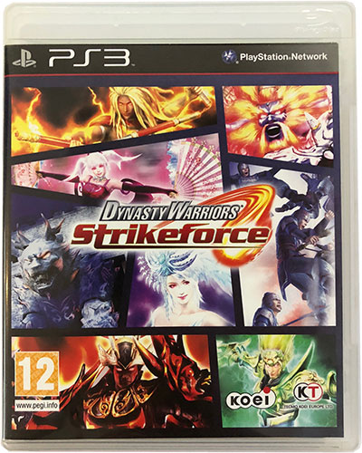 Dynasty Warriors Strikeforce PS3