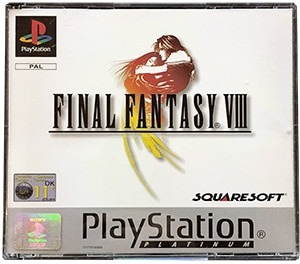 Final Fantasy VIII Playstation PS1