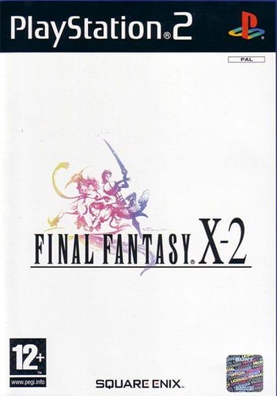 Final Fantasy X-2 PS2 SPil