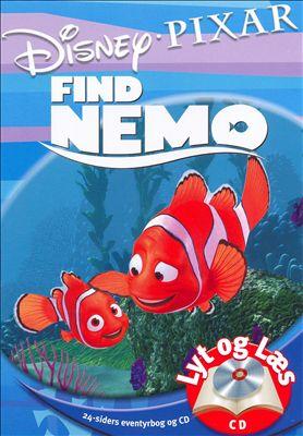 Find Nemo - Lyt og Læs (bog+cd) Disney
