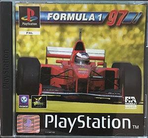 Formula 1 97 PS1 Spil