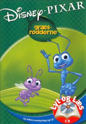Græsrødderne - Lyt og Læs (bog+cd) Disney