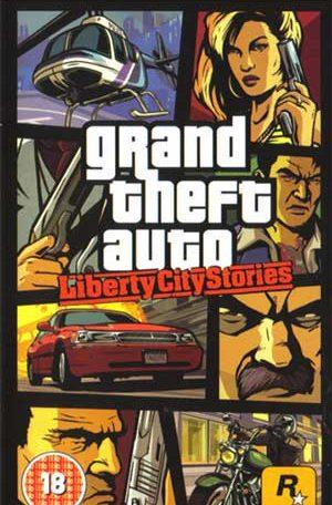 Gran Theft Auto Liberty City Stories PSP