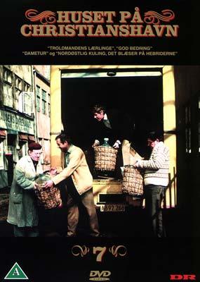 Huset på Christianshavn, Del 7 episode 25-28 DVD
