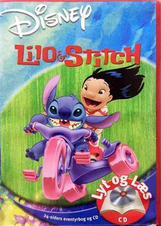 Lilo & Stitch - Lyt og Læs (bog+cd) Disney