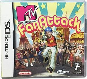 MTV FanAttack Nintendo DS