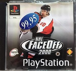 NHL Faceoff 2000 PS1 spil