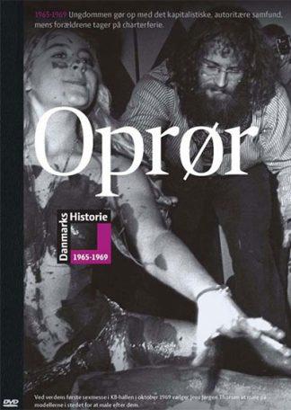 Oprør - Danmarks Historie 1965-1969 Dvd