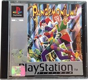 Pandemonium PS1 Spil