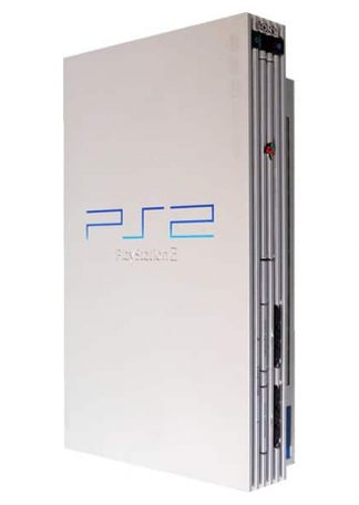 PlayStation 2 konsol Silver (SCPH-50004)