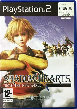 Shadow Hearts From The New World PS2 Spil