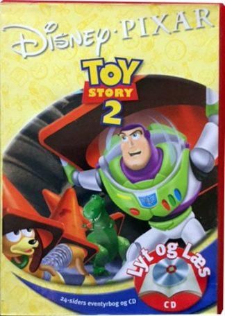 Toy Story 2 - Lyt og Læs (bog+cd) Disney