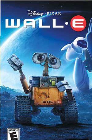 WALL-E Disney-Pixar PSP