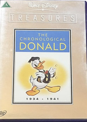 Walt-Disney-Treasures---The-Chronological-Donald-Dvd