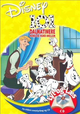 101 Dalmatinere Hund og Hund imellem - Lyt og Læs (bog+cd) Disney