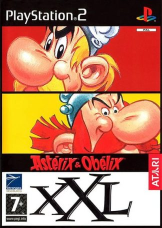 Asterix & Obelix XXL PS2 Spil