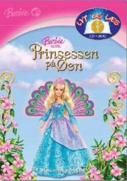 Barbie som Prinsessen på Øen - Lyt og Læs (bog+cd) Disney