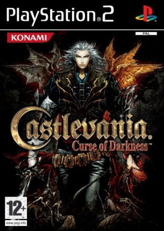 Castlevania Curse of Darkness PS2 spil