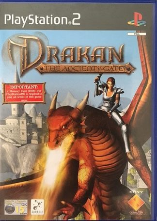Drakan The Ancients' Gates PS2